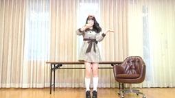 Sasaki Honoka - Chikatto Chika Chikaa (dance cover) 013