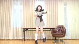 Sasaki Honoka - Chikatto Chika Chikaa (dance cover) 014