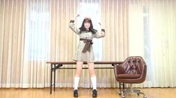 Sasaki Honoka - Chikatto Chika Chikaa (dance cover) 015