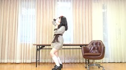 Sasaki Honoka - Chikatto Chika Chikaa (dance cover) 016