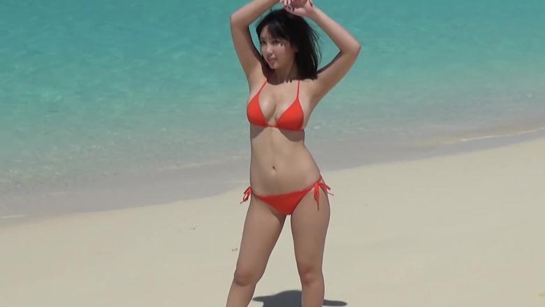 Sawaguchi Aika en la revista Young Magazine (2020 No.48, Video) 002