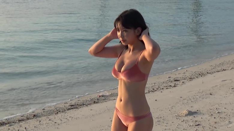 Sawaguchi Aika en la revista Young Magazine (2020 No.48, Video) 039