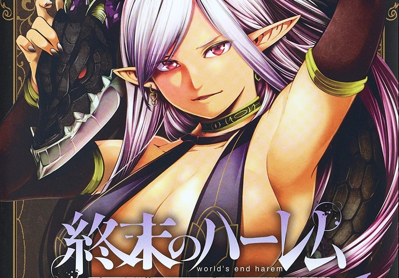 Manga de Shuumatsu no Harem Fantasia tendrá un spinoff