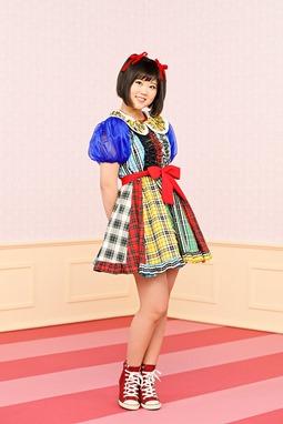 Yamasaki Nana Niji no Conquistador 001