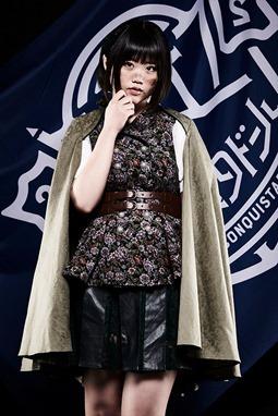 Yamasaki Nana Niji no Conquistador 006