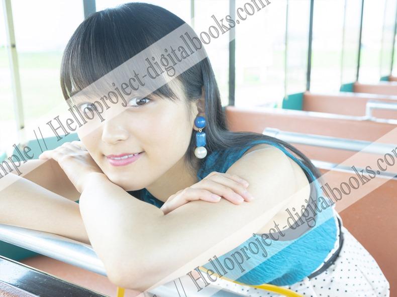 Nomura Minami Hello! Project Digital Books February 2020 (1)