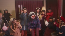 Niji no Conquistador - Snowing Love (video musical) 038