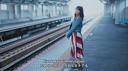 Kanzawa Tomoko - Kiiroi Sen no Uchigawa de Narande Omachi Kudasai (video musical) 001