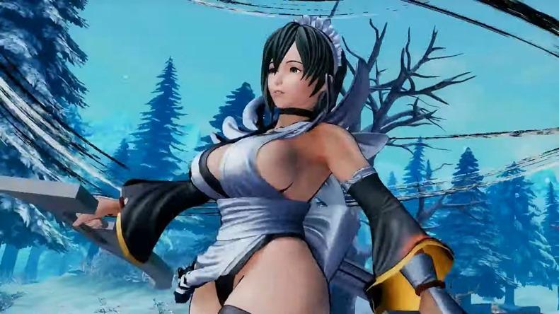 Samurai Shodown anuncia a Iroha como personaje descargable 002