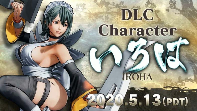 Samurai Shodown anuncia a Iroha como personaje descargable 003